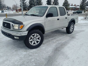 2001 Toyota Tacoma TRD Off-Road Sr5 Low Km