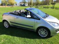 Mitsubishi Colt Cabriolet 1.5 CZC3 2009 1 PREVIOUS OWNER ONLY 31000 K HPI CLEAR