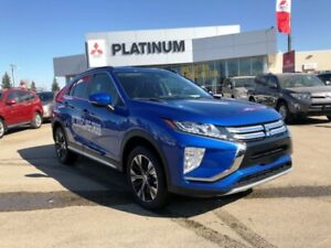 2018 Mitsubishi Eclipse Cross Tech Package  LOW KM