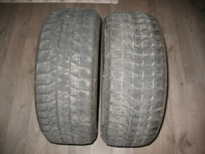 215/55-16 BRIDGESTONE BLIZZAK WINTER TIRES FOR SALE