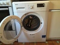 Beko 8kg washing machine - only used for 2 months!