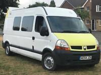 Ambulance-Renault Master 2.5TD 120 ( LWB ) LM35dCi (LWB)