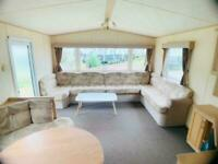 cheap 3 bed caravan on Billing Aquadrome Call Josh on 07955 825040