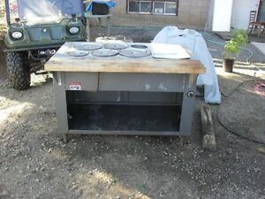 MKE Steam Table
