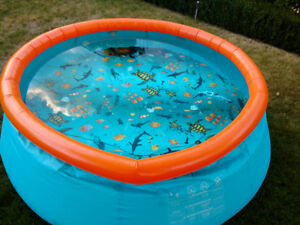 8ft Diameter Pool