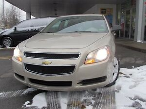 Chevrolet Malibu 4dr Sdn LS 2011