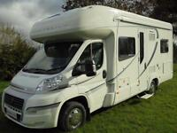 REDUCED 2013 4 Berth Auto Trail Tracker FB Motorhome For Sale