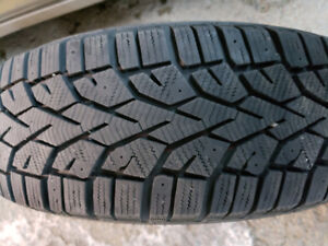 Nord frost 195 65 R15 winter tires