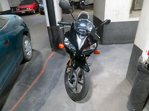 2008 Honda CBR125 - Black Low KM - PRICED TO SELL