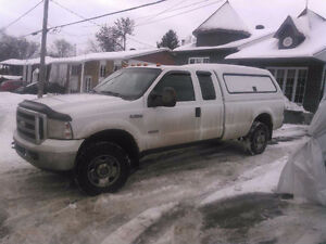 2006 Ford F-250 Diesel Camionnette