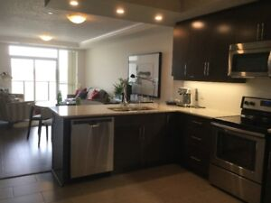 Brand New  260 Villagewalk  Gorgeous 1 bd +den avail. Apr 1