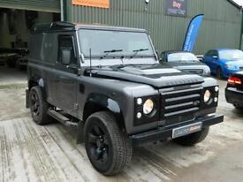 2009 LAND ROVER DEFENDER 90 COUNTY HARD TOP DIESEL