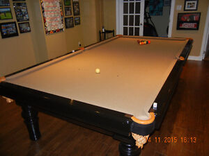 5x10 Snooker Table