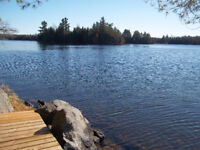 Cottage for rent on Patterson Lake, Ontario