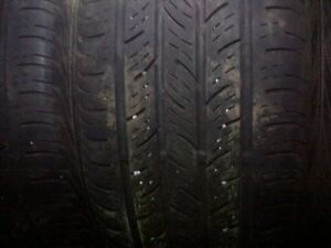 225/60R17 USED CONTINENTAL TIRES