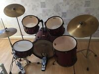 Peal forum drum kit