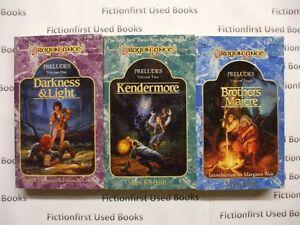 """Dragonlance: Preludes Trilogy"""