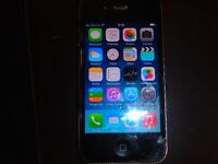 IPHONE 4S 16GB DEVERROUILLE A 140.00