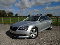 2016/16 Skoda Superb 2.0TDI ( 150ps ) ( s/s ) SE Estate