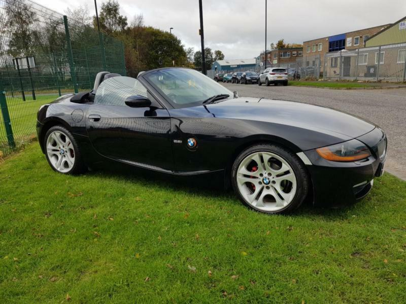 2004 54 Bmw Z4 22i Se Roadster Fsh Nice Example In
