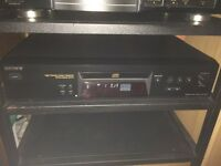 Sony CDP - XE370 CD Player , Hifi Separate CD/CD-R/ CD-RW Playback . Optical Out