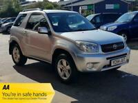 2004 Toyota RAV-4 2.0 XT3 3dr *FULL SERVICE HISTORY WITH 15 SERVICE STAMPS!*12 M