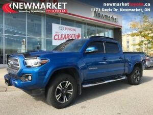 2016 Toyota Tacoma TRD Sport  - one owner - local - $122.37 /Wk