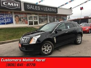 2013 Cadillac SRX Luxury Collection   AWD NAV CAM ROOF BOSE H. S