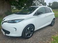 2019 Renault Zoe 80kW i Dynamique Nav R110 40kWh 5dr Auto HATCHBACK Electric Aut