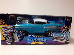 MUSCLE MACHINES DIECAST CARS   1/18 SCALE London Ontario image 6