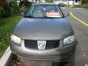 2006 Nissan Sentra Limited Edition