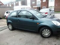 Ford Fiesta 1.2 2003 moted new driver cheap bargain new driver £500 reduced px