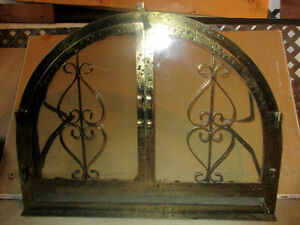 Antique Fireplace & accessories complete and solid Regina Regina Area image 3