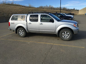 2008 Nissan Frontier Extended Cab Pickup Truck