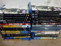 DVDs Frozen Fifty Shades Disney Hunger Games 3 American Sniper