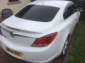 Vauxhall was nsignia sri 1.8petrol