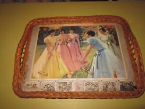 The Dionne Quintupletts Serving Tray