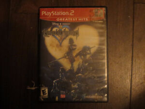 Kingdom Hearts PS2 Complete (Greatest Hits) **NO SCRATCHS**