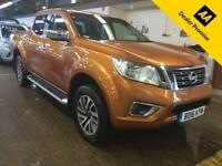 2016 NISSAN NP300 NAVARA 2.3 DCI N-CONNECTA 4X4 SHR DOUBLE CAB PICK UP MANUAL