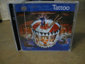 2004 Nova Scotia International Tattoo 2 cd-r set + bonus cd