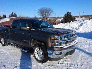 2014 Chevrolet Silverado 1500 LT   - SiriusXM - $243.60 B/W