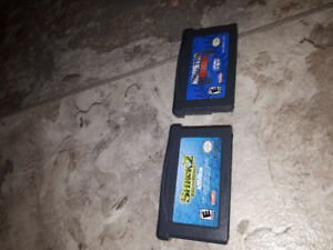 2- Classic Game boy sp games