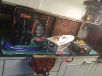 Hydro & Marine Brushless boat very fast ,full setup