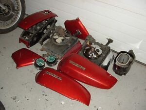 1975 GL1000 GOLDWING PARTS