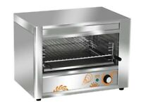 Commercial Electric Salamander Grill - 3250W Brand New