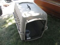MEDIUM DOG CRATE CAGE KENNEL CLEAN FOR SALE $45.00