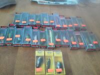 25 lures