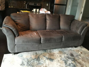 Sofa and bed frame $50