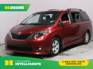 2014 Toyota Sienna SE 8 PASSAGERS A/C CUIR TOIT MAGS CAM RECUL