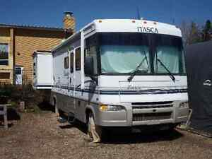2004 Itasca Sunrise 34 D